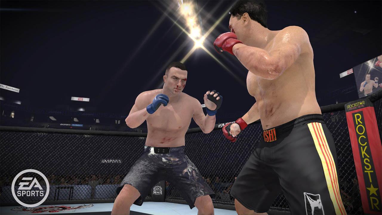 EA Sports MMA - Pugni sul ring