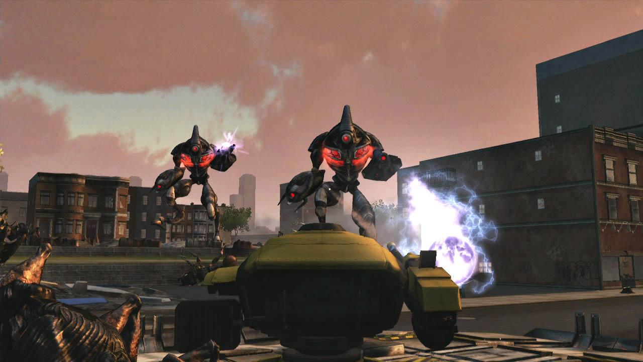 Earth Defense Force: Insect Armageddon - Screenshots