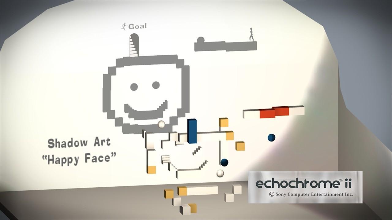 Echochrome 2 - Immagini dalla demo