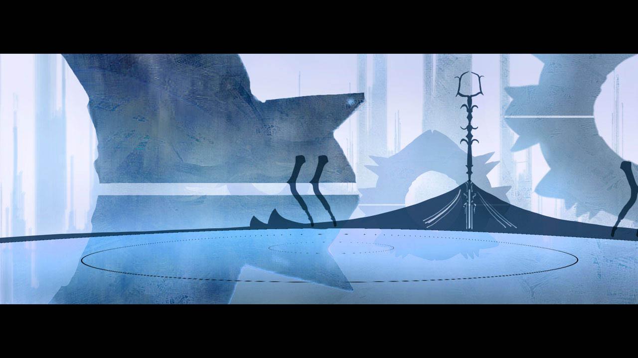 El Shaddai: Ascension of the Metatron - Screenshots