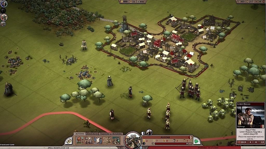 Elemental: War of Magic - Screenshots