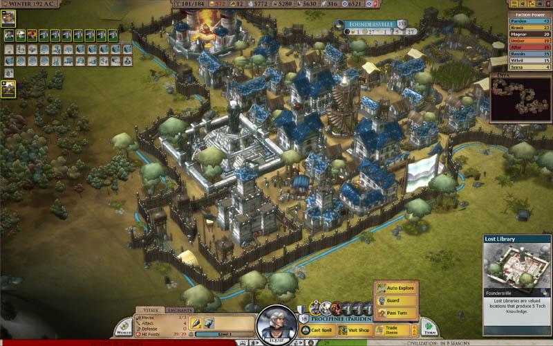 Elemental War of Magic v1.1 - Patch 1.1
