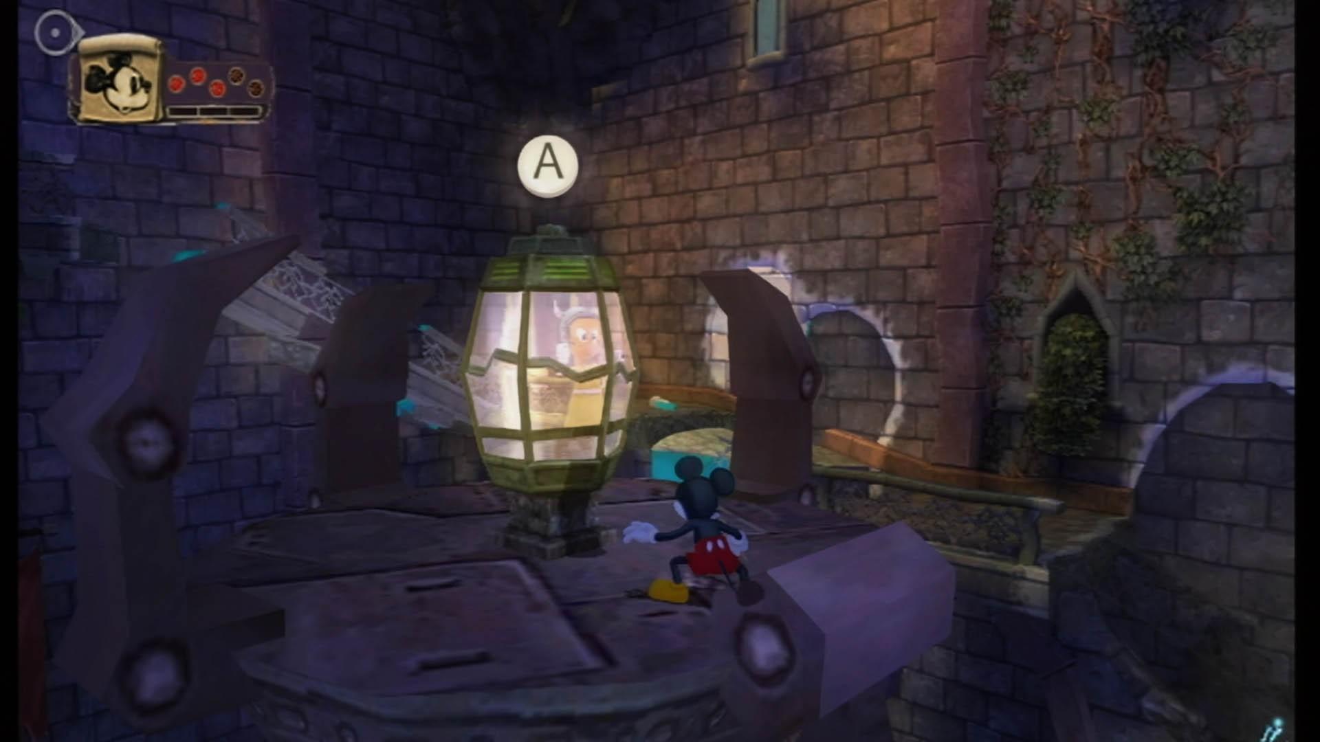 Epic Mickey - Il castello