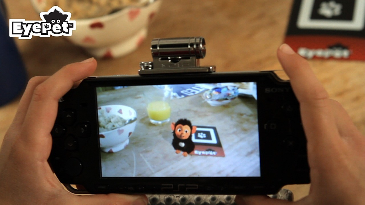 EyePet - Immagini PSP