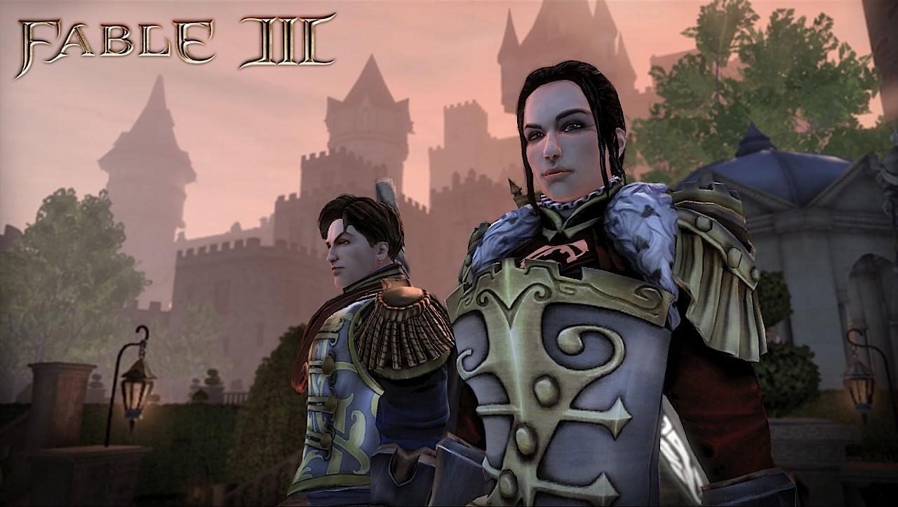Fable 3 - Altri personaggi del gioco