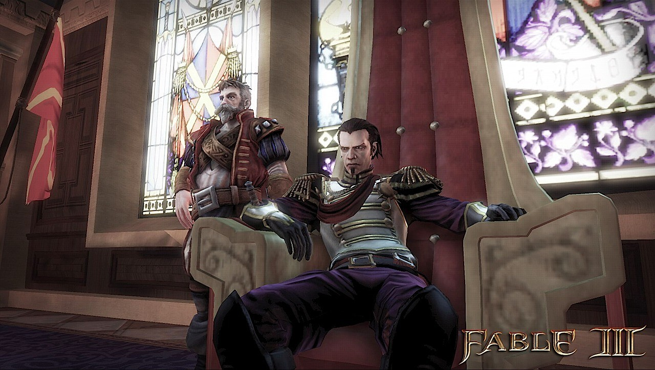 Fable 3 - Immagini dal Comic Con 2010