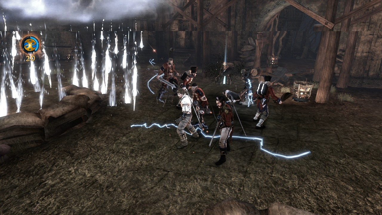 Fable 3 - In Game Screenshots