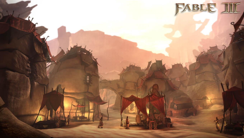 Fable 3 - Screenshots di debutto