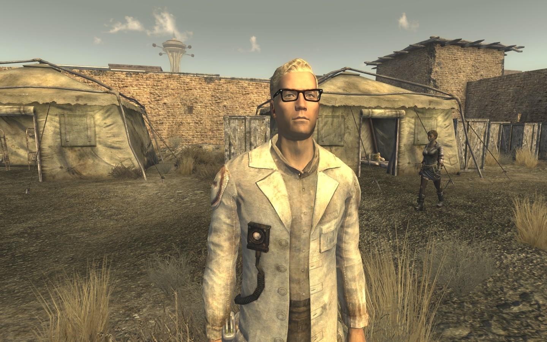 Fallout: New Vegas - Companions