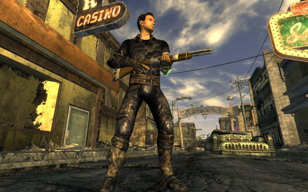 Fallout: New Vegas - Pre-Order Bonus