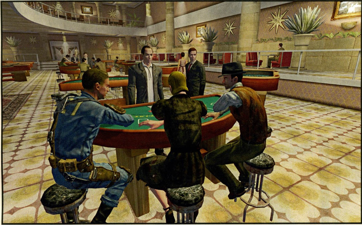 Fallout: New Vegas - Scontri e Casino