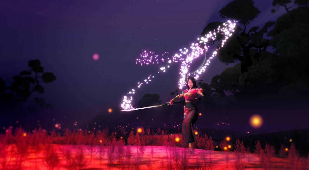 Fantasy of Asia: Project E:st - Screenshots