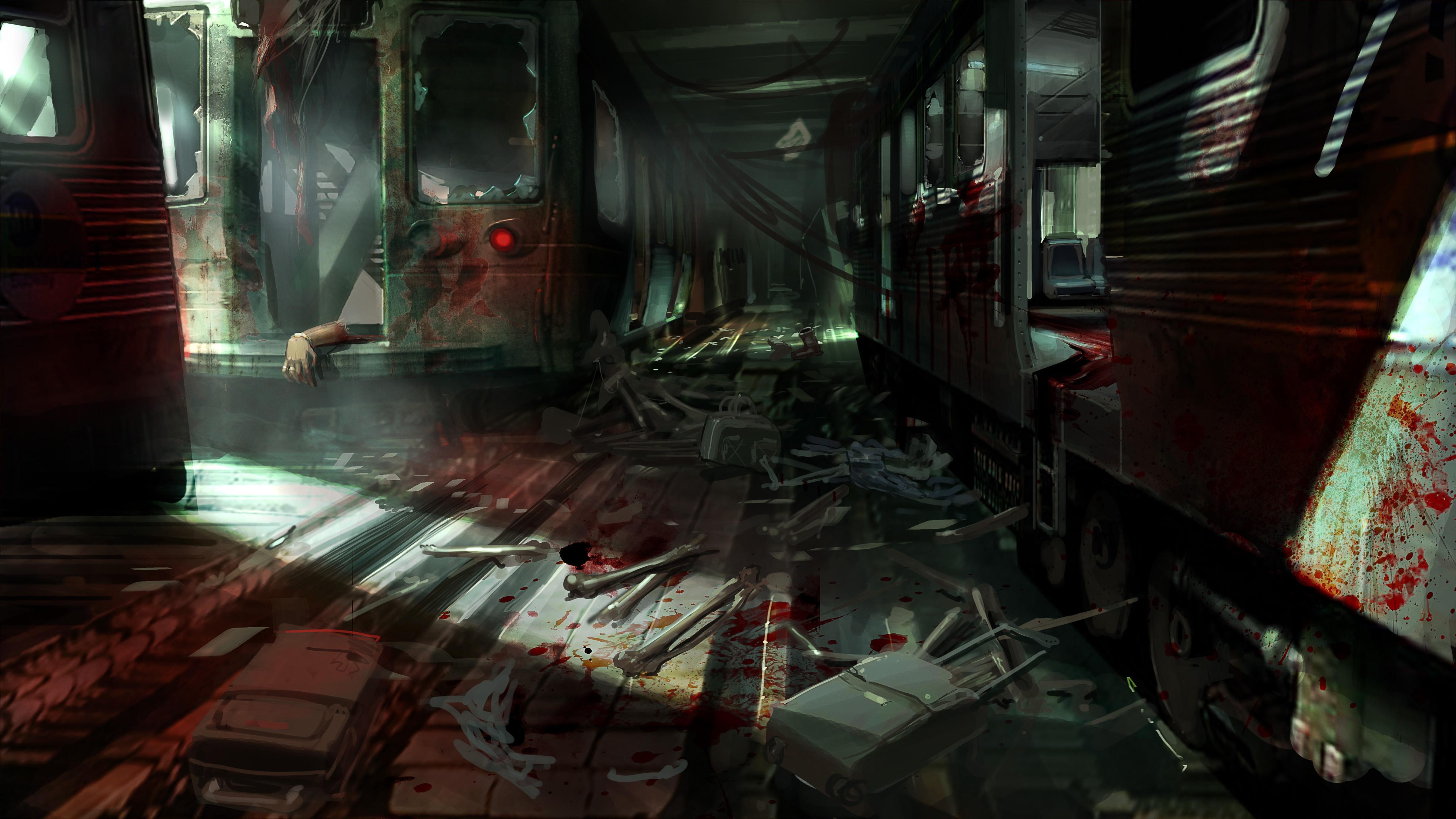F.E.A.R. 3 - Artwork del gioco