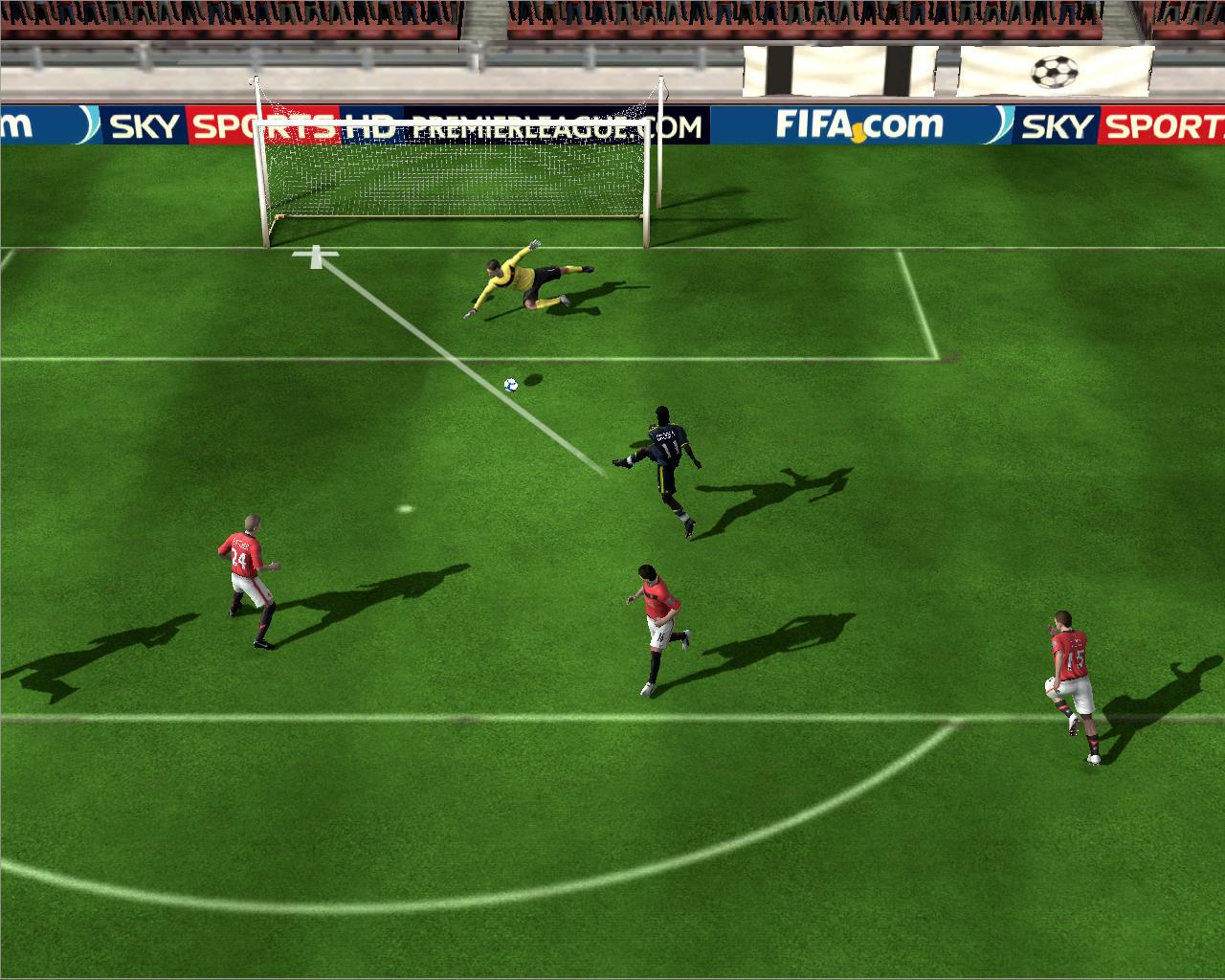 FIFA 10 - Modalità online e azioni