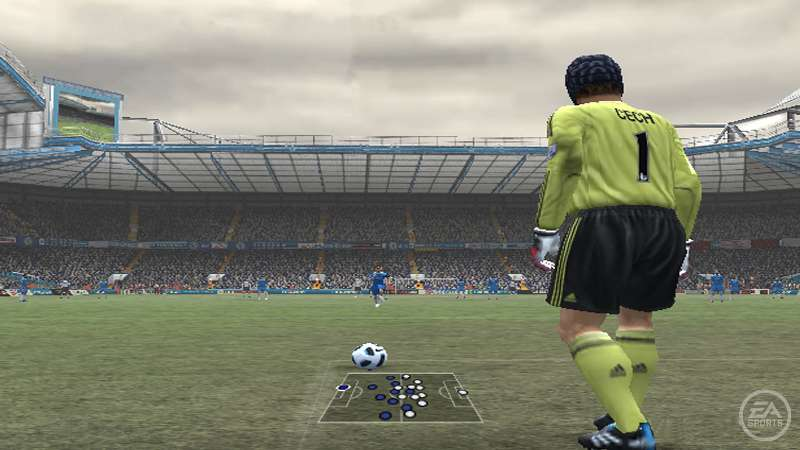 FIFA 11 - PS2 Screenshots