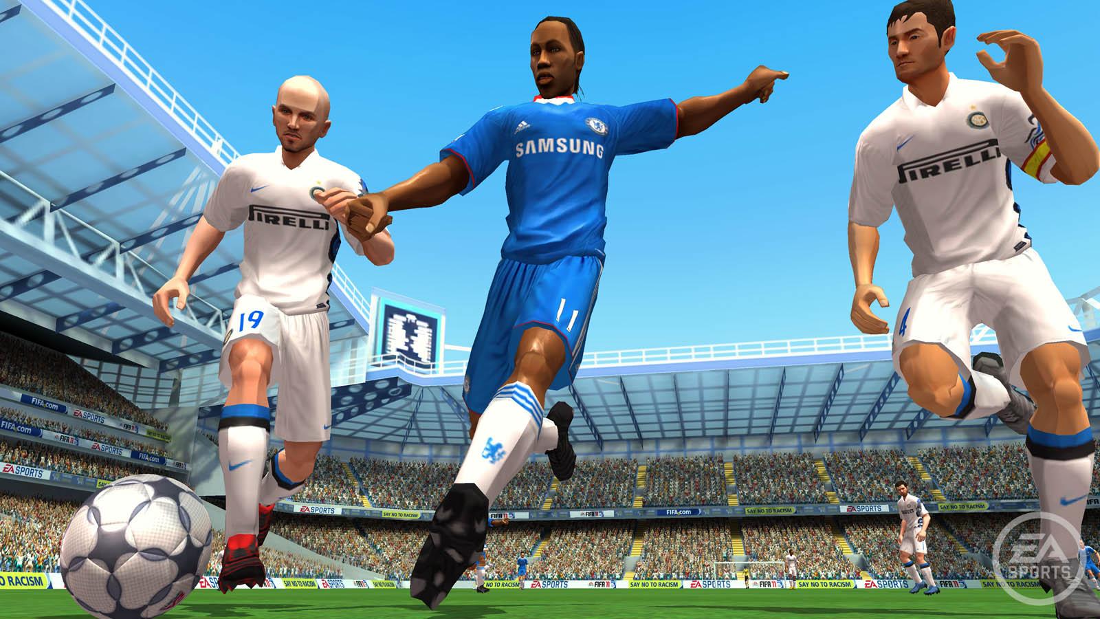 FIFA 11 - Wii Screenshots