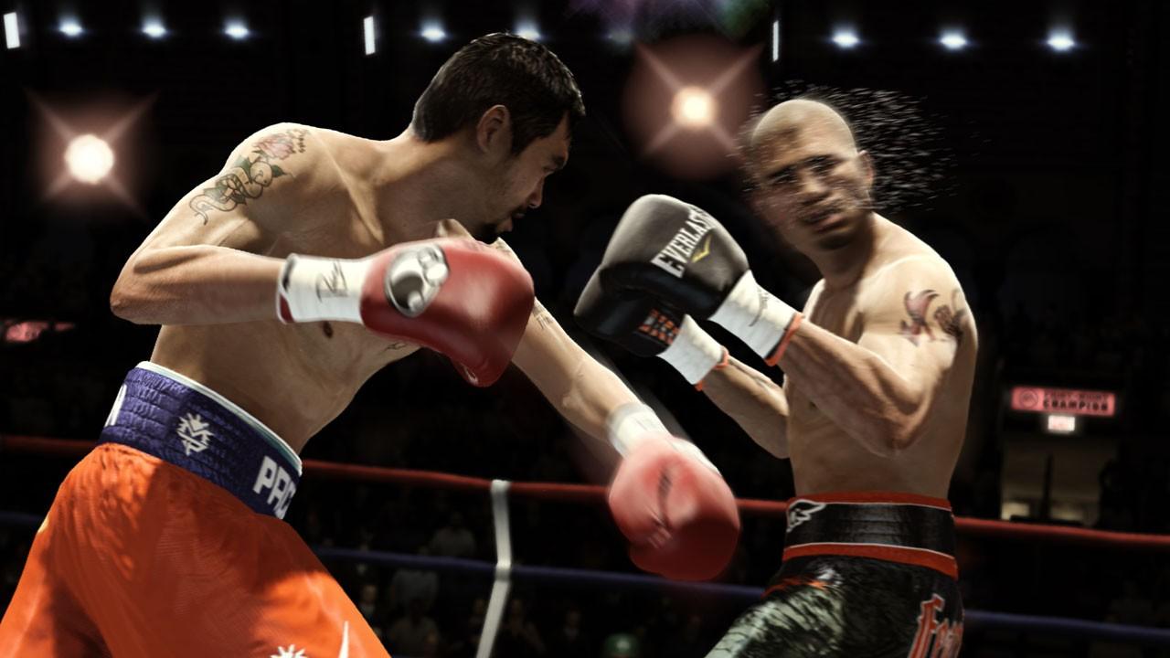 Fight Night: Champion - Colpi