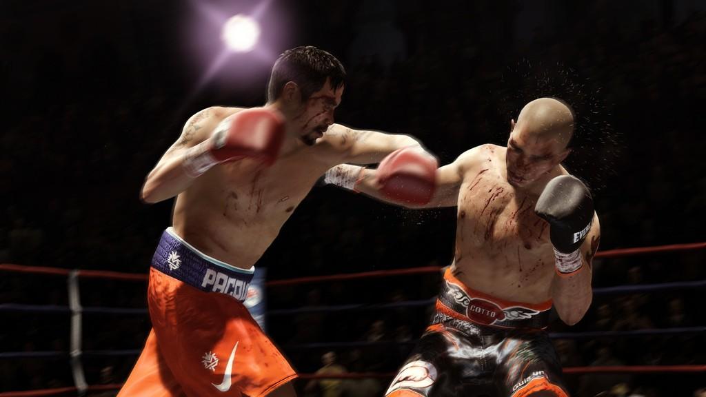 Fight Night: Champion - Scontri sul ring
