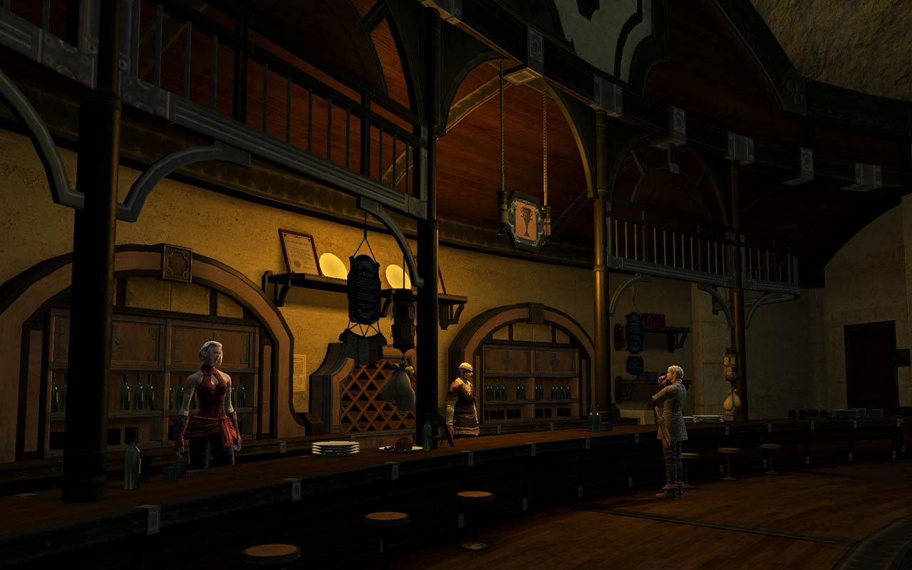 Final Fantasy XIV - Screenshots dalla beta