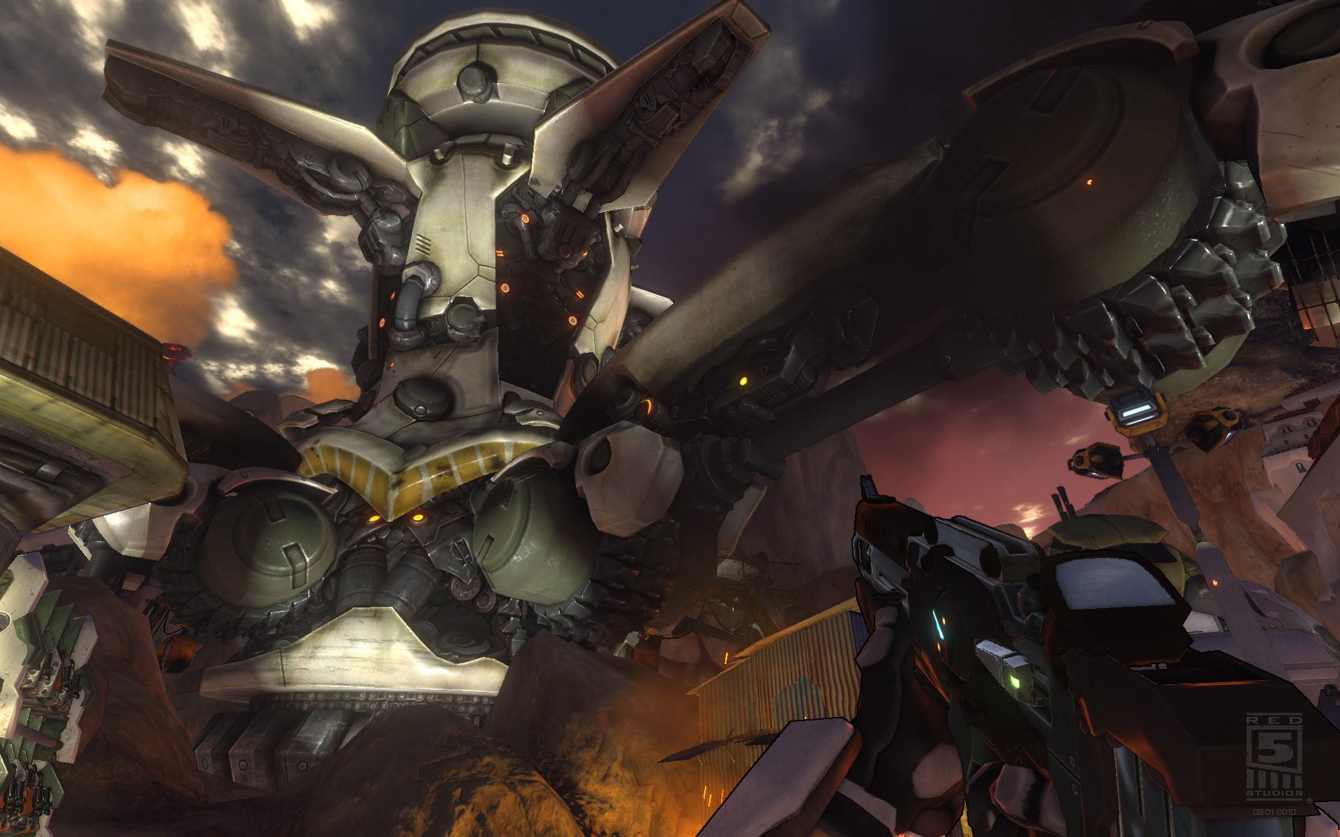 Firefall - Screenshots