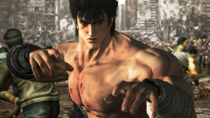 Fist of the North Star - Ingame