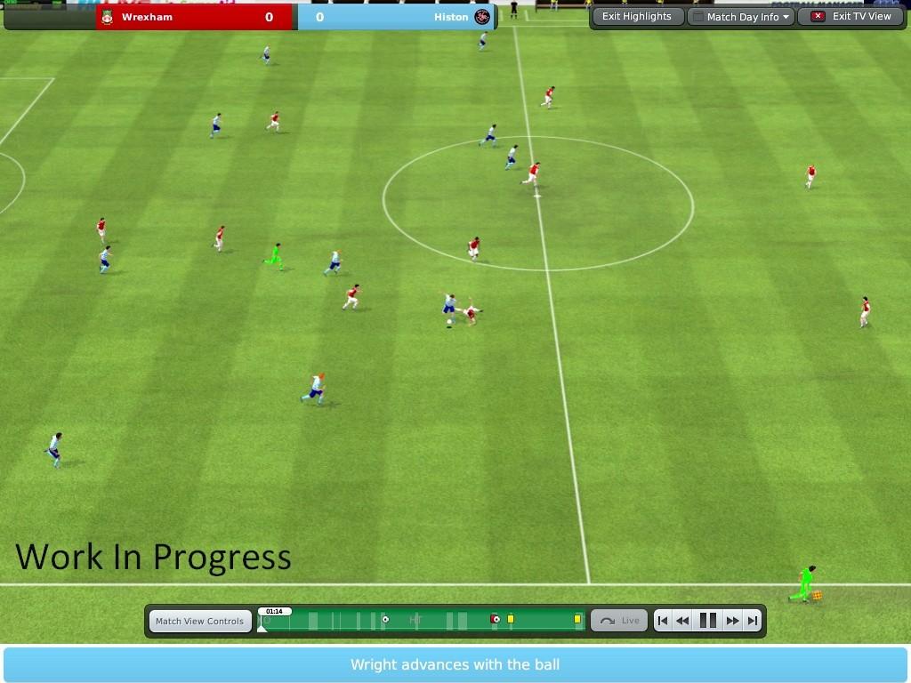 Football Manager 2011 - Screenshots