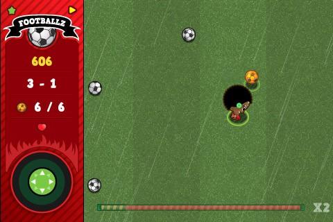 Footballz! - In campo