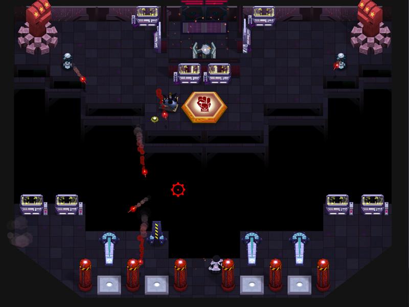Frobot - screenshots