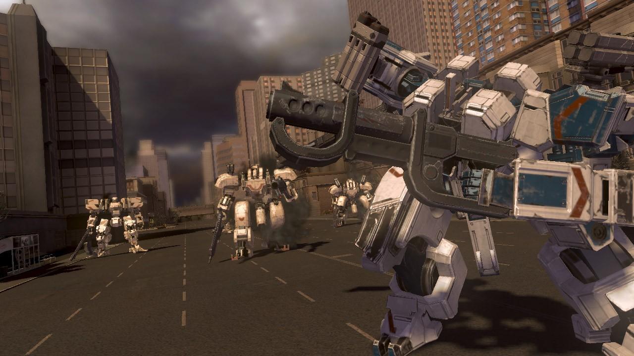 Front Mission Evolved - Scontri titanici