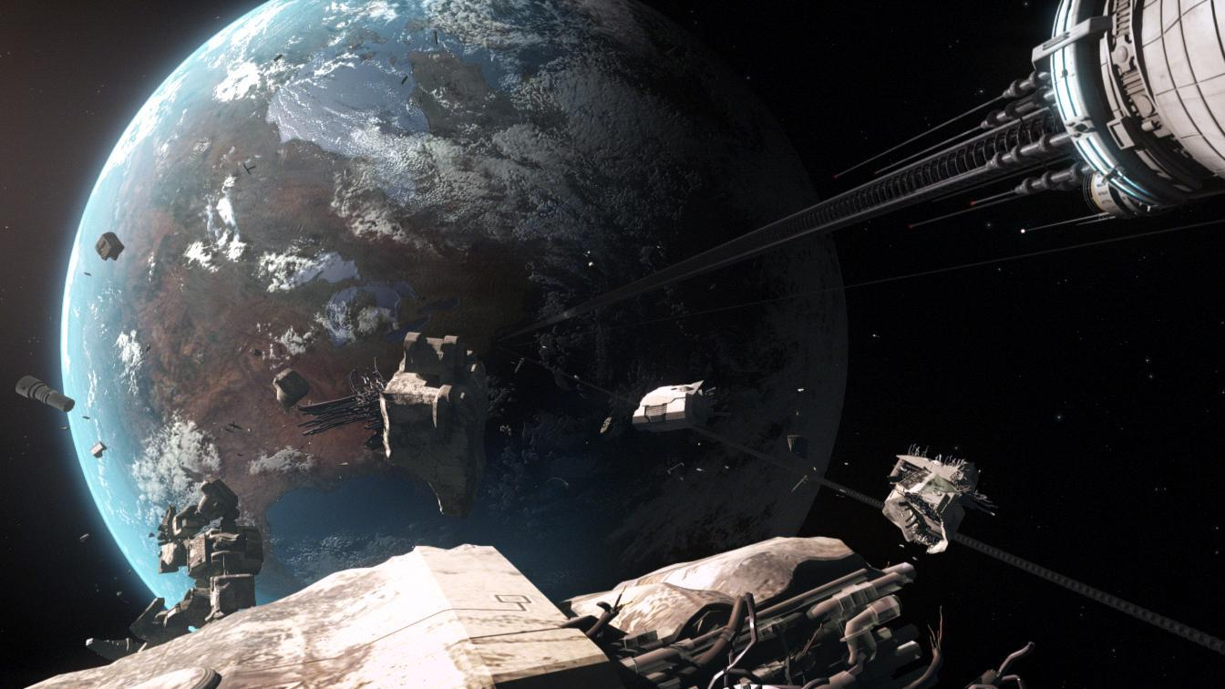 Front Mission Evolved - Screenshots