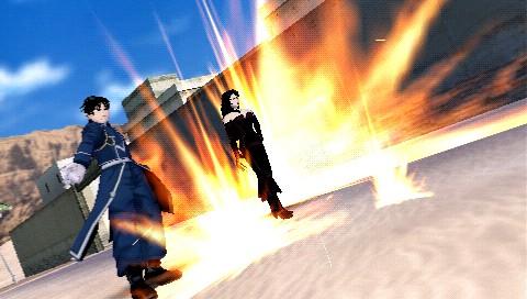 Fullmetal Alchemist: Brotherhood - In game