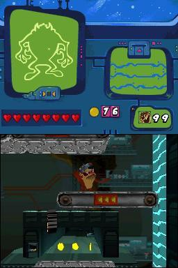Galactic Taz Ball - Screenshots