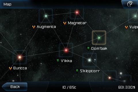 Galaxy on Fire 2 - iPhone Screenshots