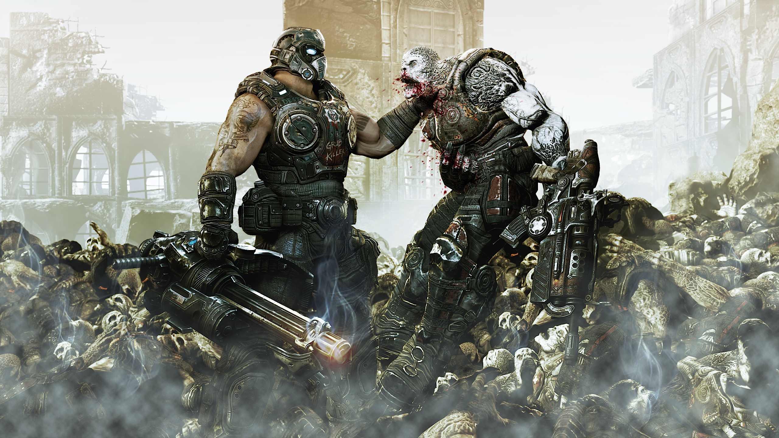 Gears of War 3 - Clayton Carmine