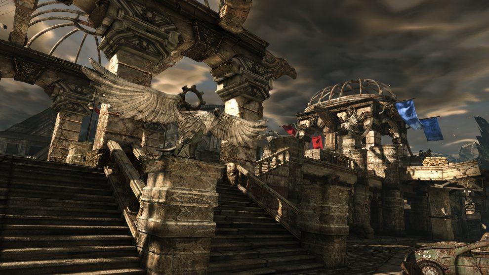 Gears of War 3 - In game screenshots