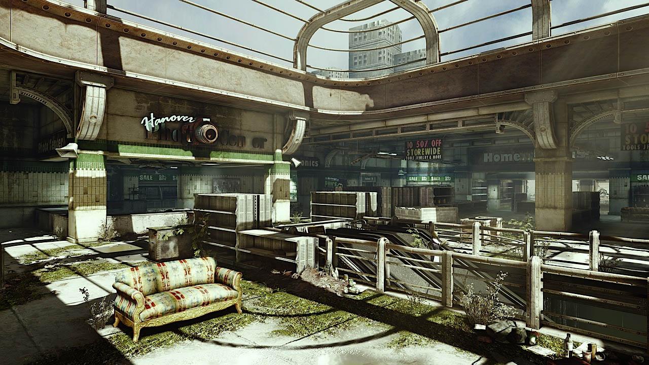Gears of War 3 - Multiplayer Maps