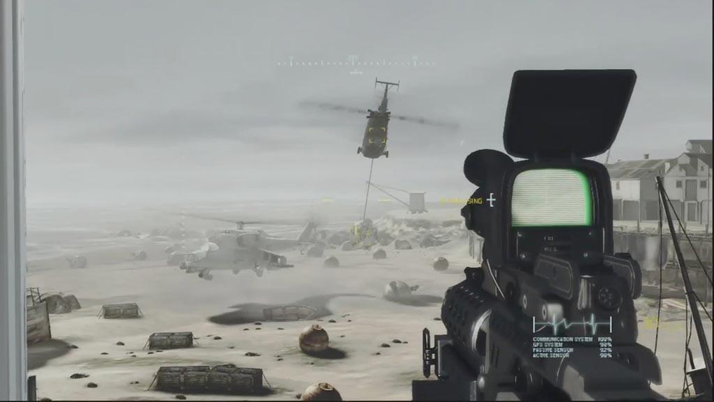 Ghost Recon: Future Soldier  - Altre immagini