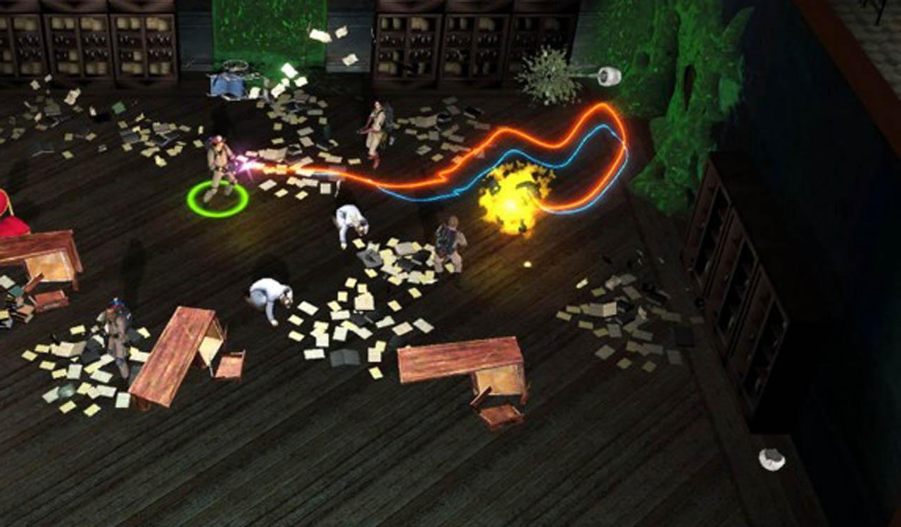Ghostbusters: Sanctum of Slime - Prime immagini