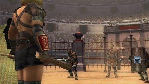 Gladiator Begins - Le prime immagini