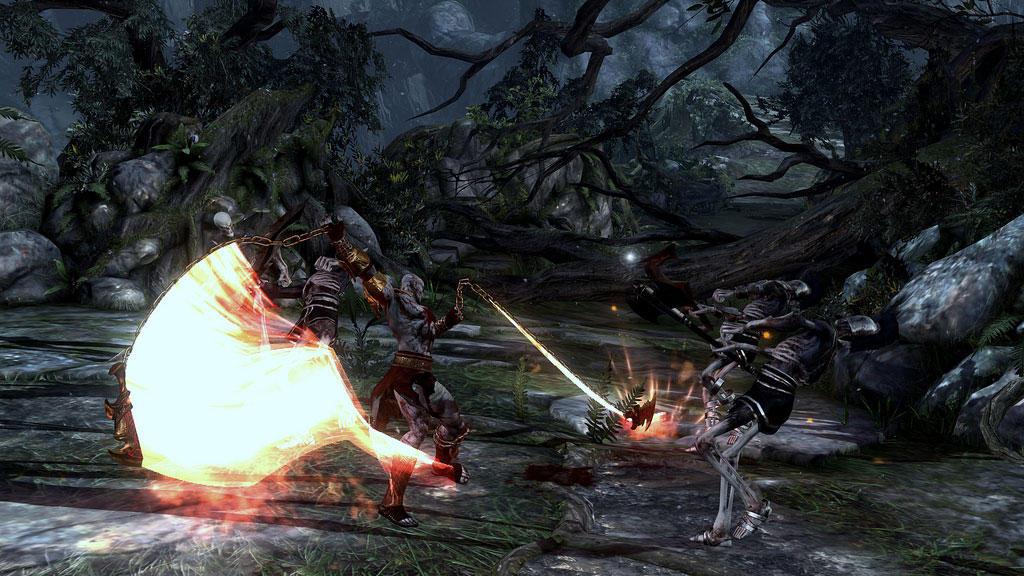 God of War 3 -  Su di un palmo di mano...