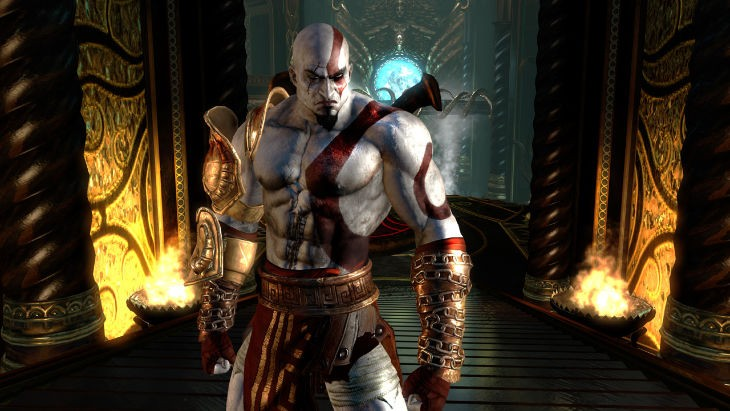 God of War 3 - In Game