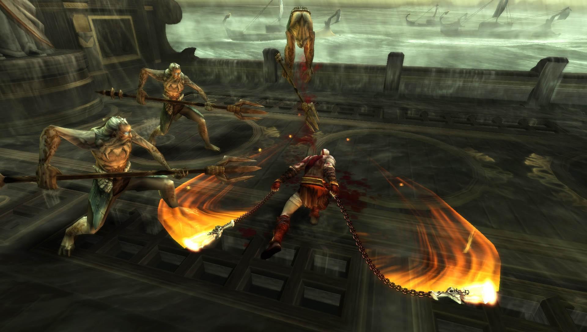 God of War: Ghost of Sparta - Immagini del lancio