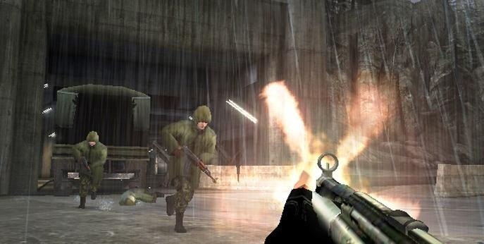 GoldenEye 007 - Screenshots