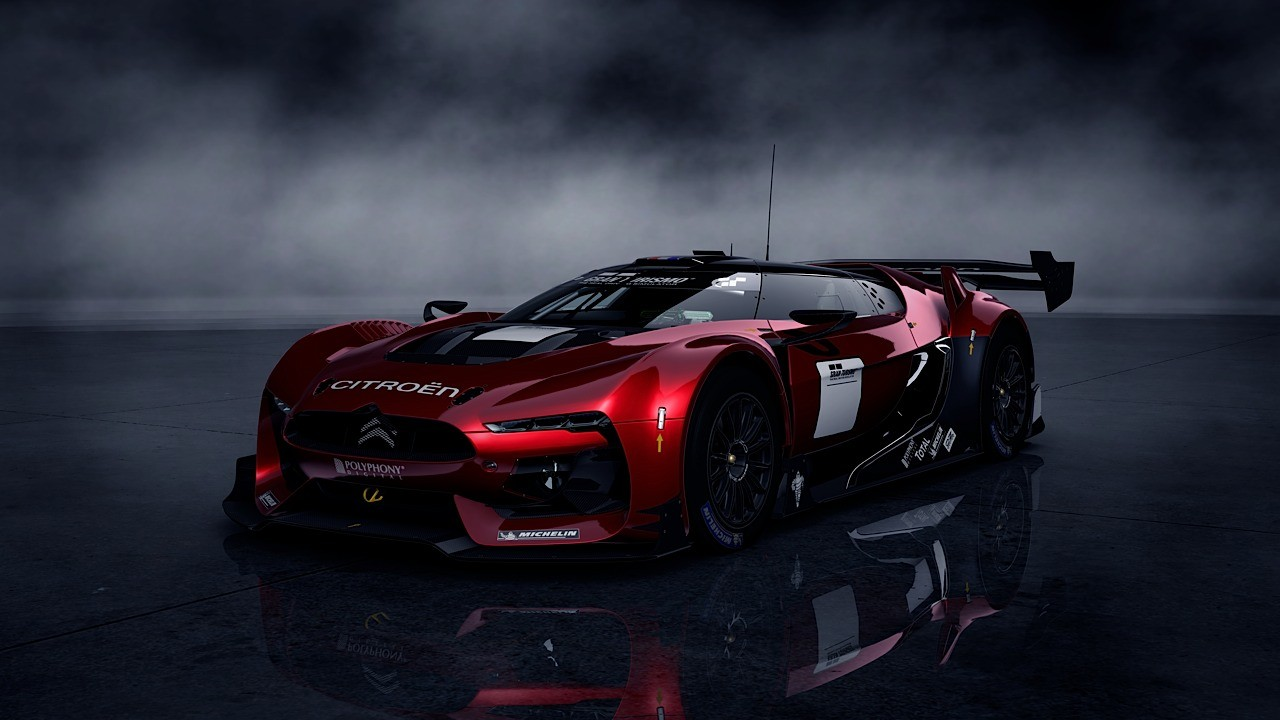 Gran Turismo 5 - Citroën Race Car