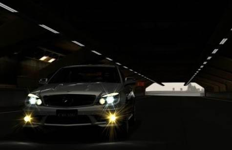 Gran Turismo 5 - Ferrari, Mercedes, Nissan, Mustang 2