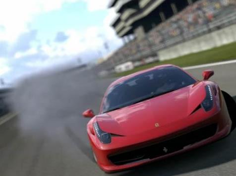 Gran Turismo 5 - ferrari, mercedes, nissan, mustang