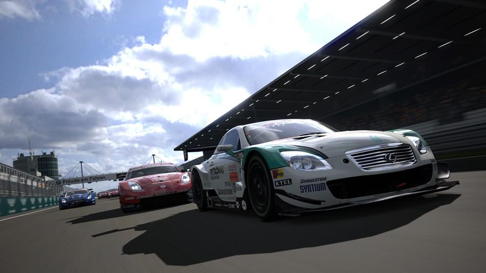 Gran Turismo 5 - In pista al Nürburgring