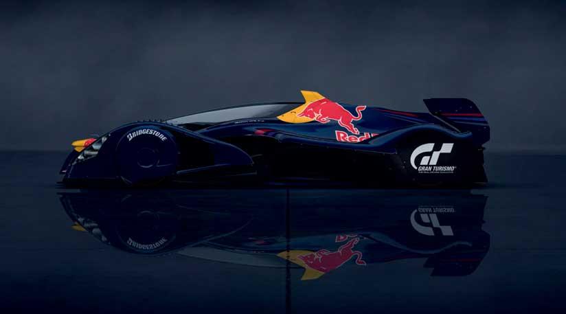 Gran Turismo 5 - La Red Bull X1