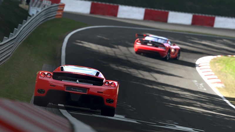 Gran Turismo 5 - Sul circuito del Nürburgring