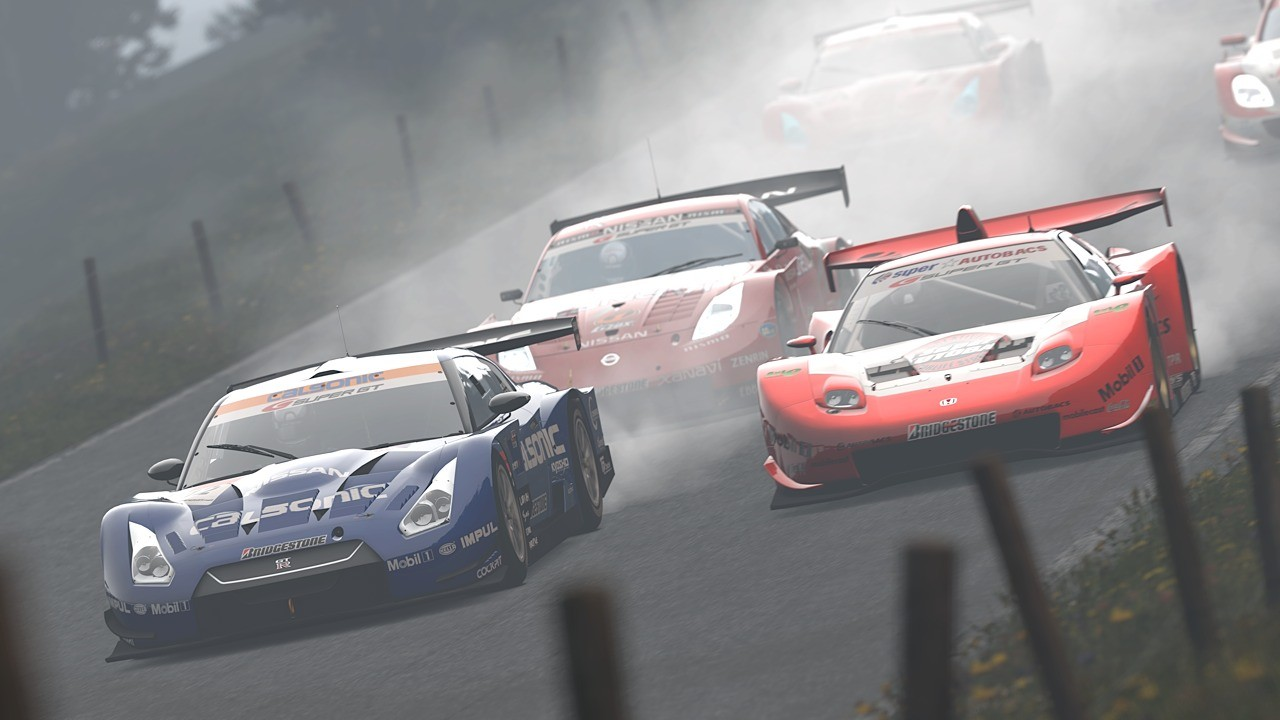 Gran Turismo 5 - Weather